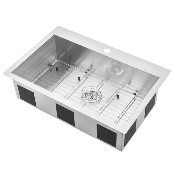 Prime Single Bowl Stainless Steel Sink