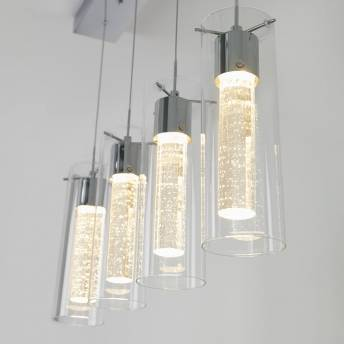 Essence 4-light Integrated LED Pendant