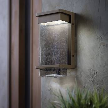 Para Integrated LED Outdoor Wall Light
