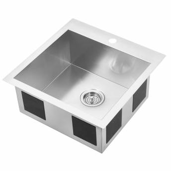 Odyssey Single Bowl Stainless Steel Sink