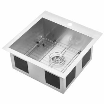 Odyssey Single Bowl Stainless Steel Sink