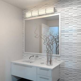 Torsade Integrated LED Vanity Light