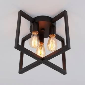 Yale 3-Light Ceiling Light