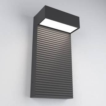 Dark Sky Integrated LED Outdoor Wall Light