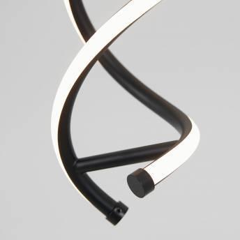 DNA Integrated LED Pendant Black