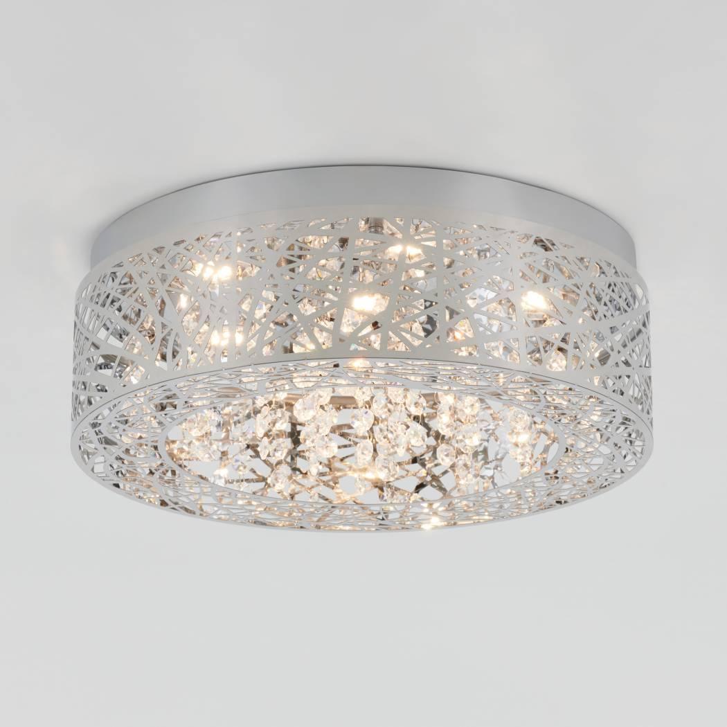 Plafonnier à DEL intégrées Crystal Nest