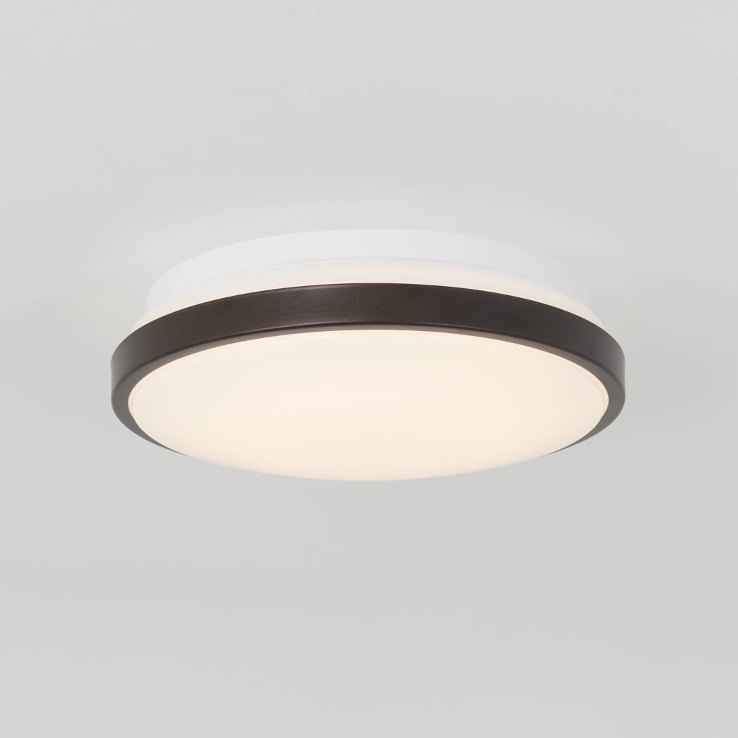 Orion Integrated LED Ceiling Light Bronze