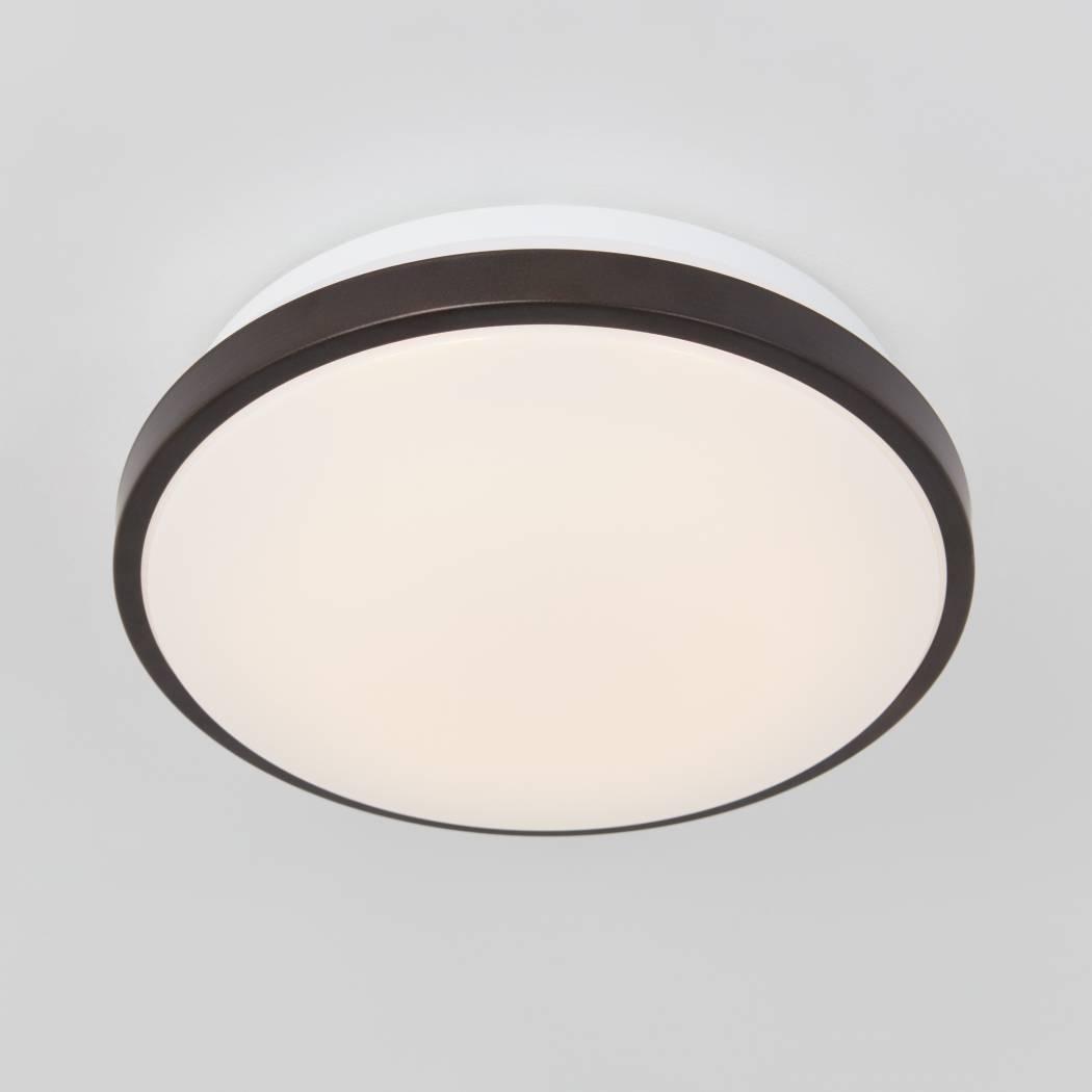 Orion Integrated LED Ceiling Light Bronze