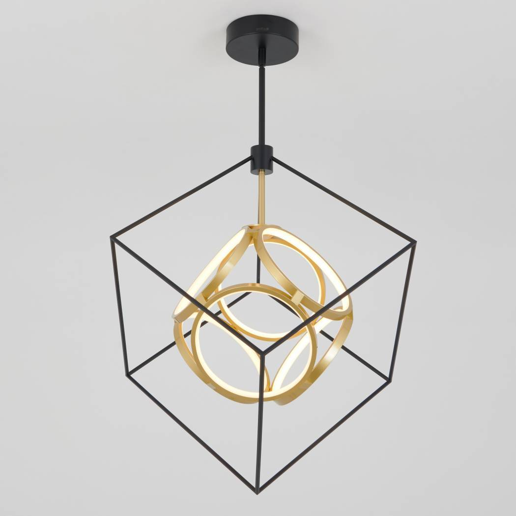 Luxury LED integrated Pendant