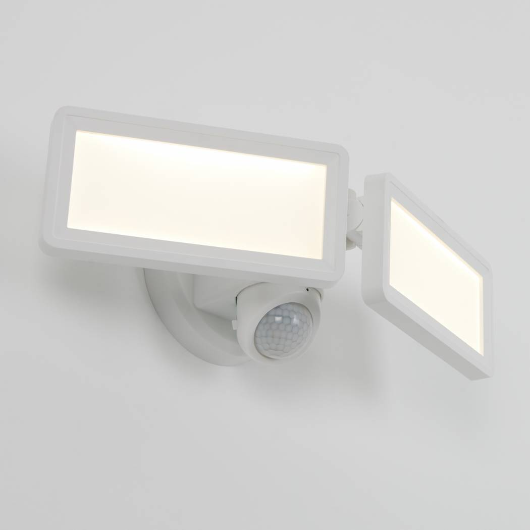 Sentinel Outdoor Flat Panel Security Light