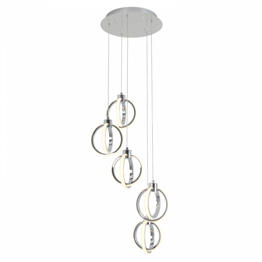 Soho 5-Light Integrated LED Pendant