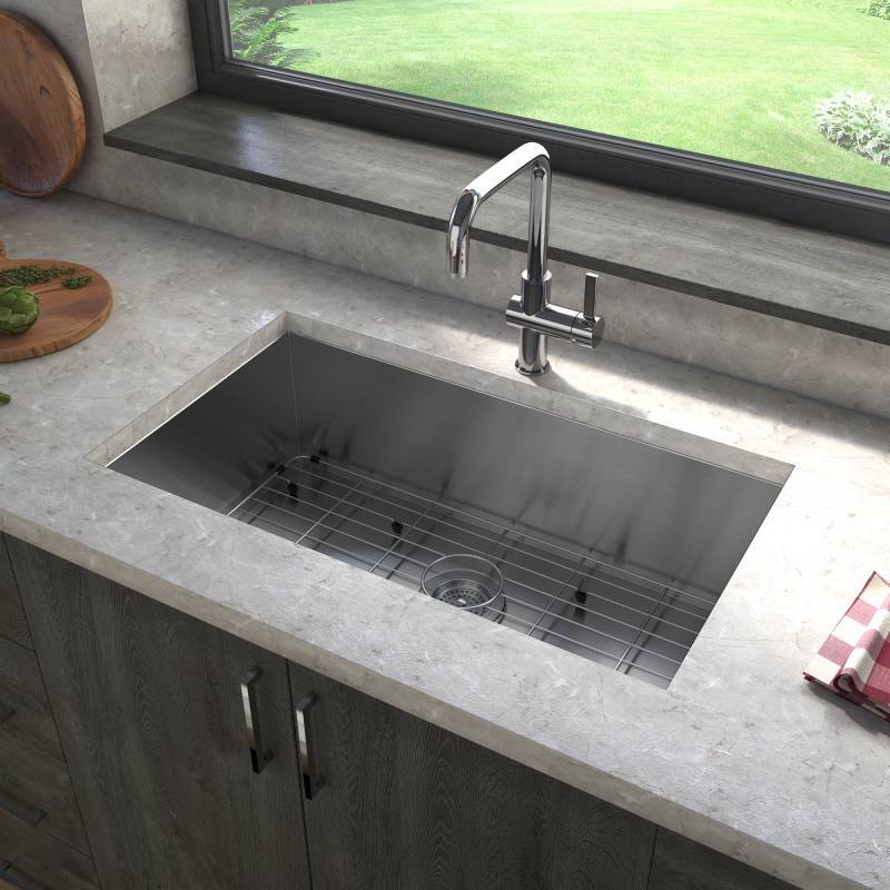 Prime Single Bowl Stainless Steel Sink