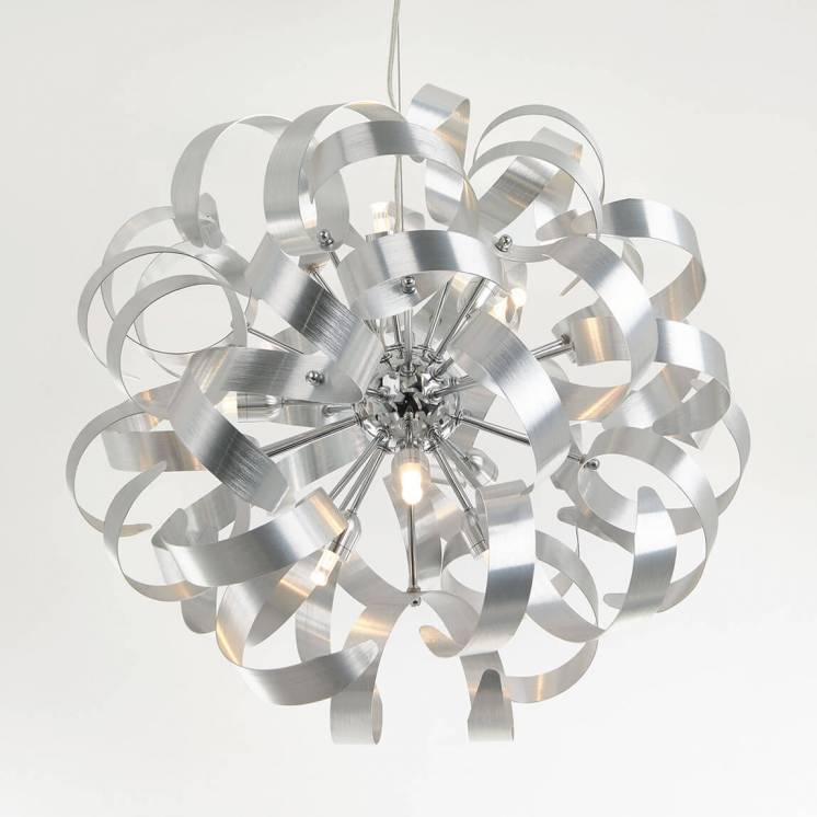 Fame 9-light Integrated LED Pendant