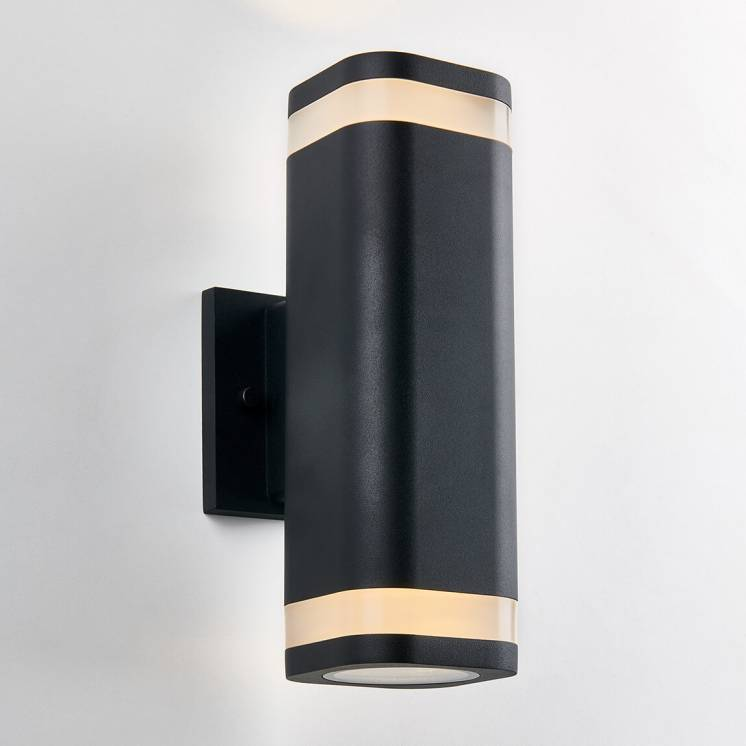 Mettle Integrated LED Wall Light