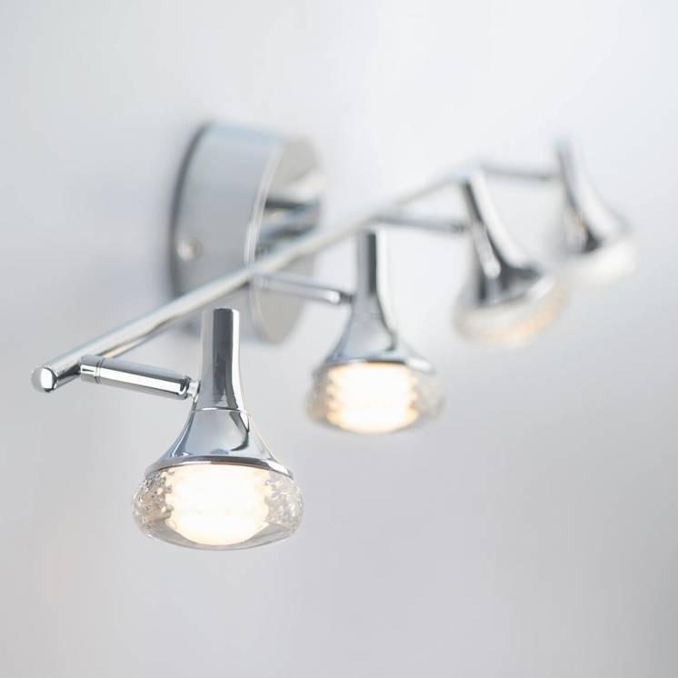 Pixxie 4-light Integrated LED Track Light