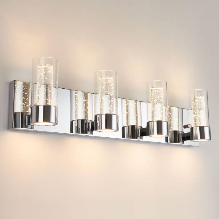 Ratio 4-light Integrated LED Vanity Light