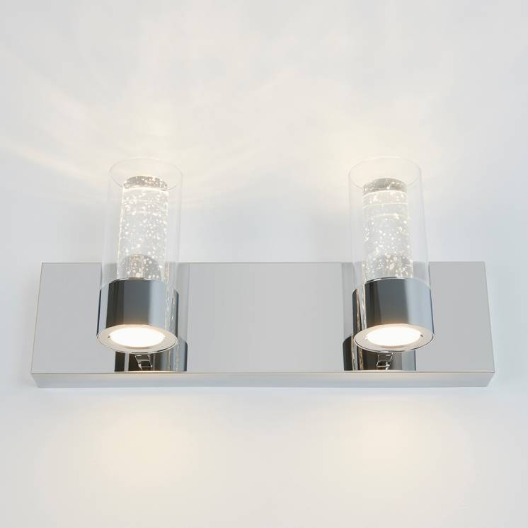 Ratio 2-light Integrated LED Vanity Light