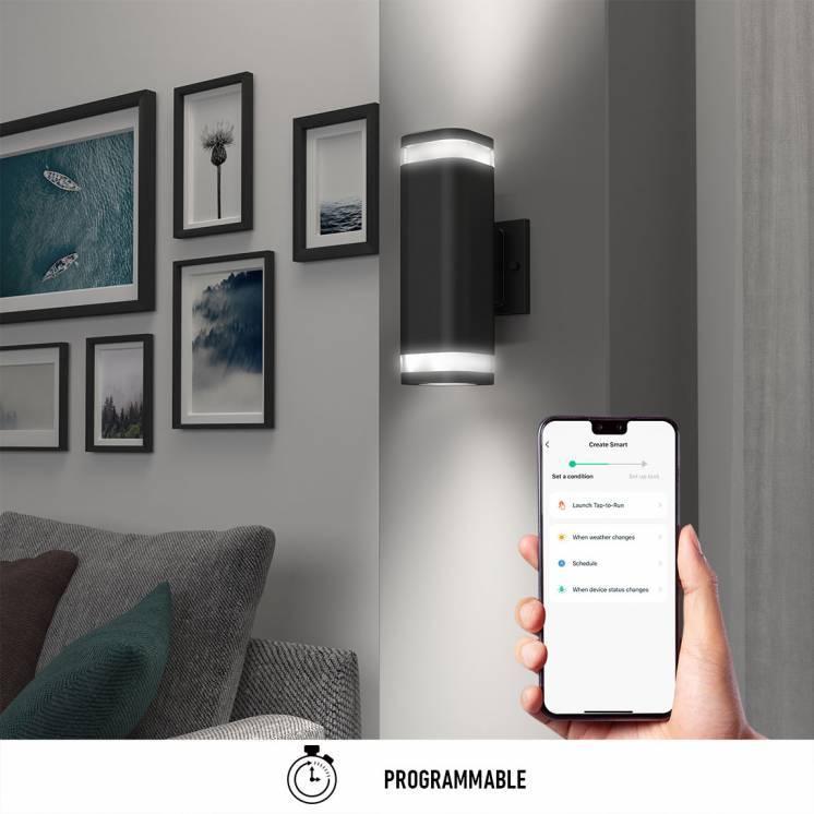 Luminaire Wi-Fi à DEL Artika Smart Stark