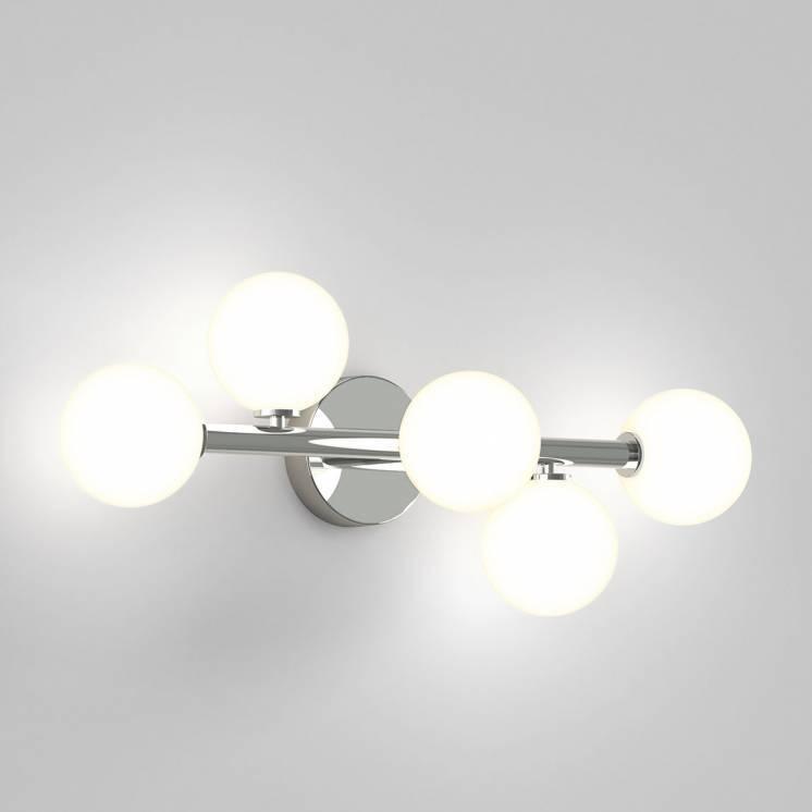 Bloom Integrated LED Vanity Light Chrome