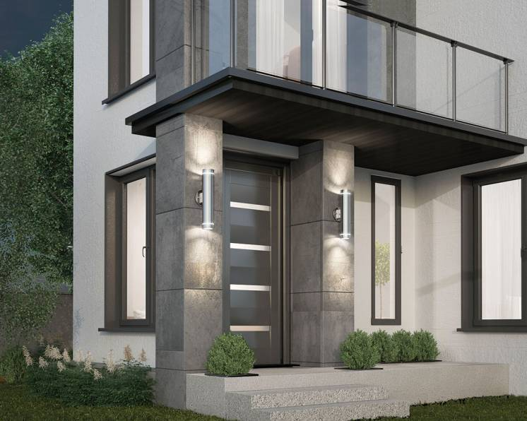 C7 Stainless Steel Pro Outdoor Wall Light