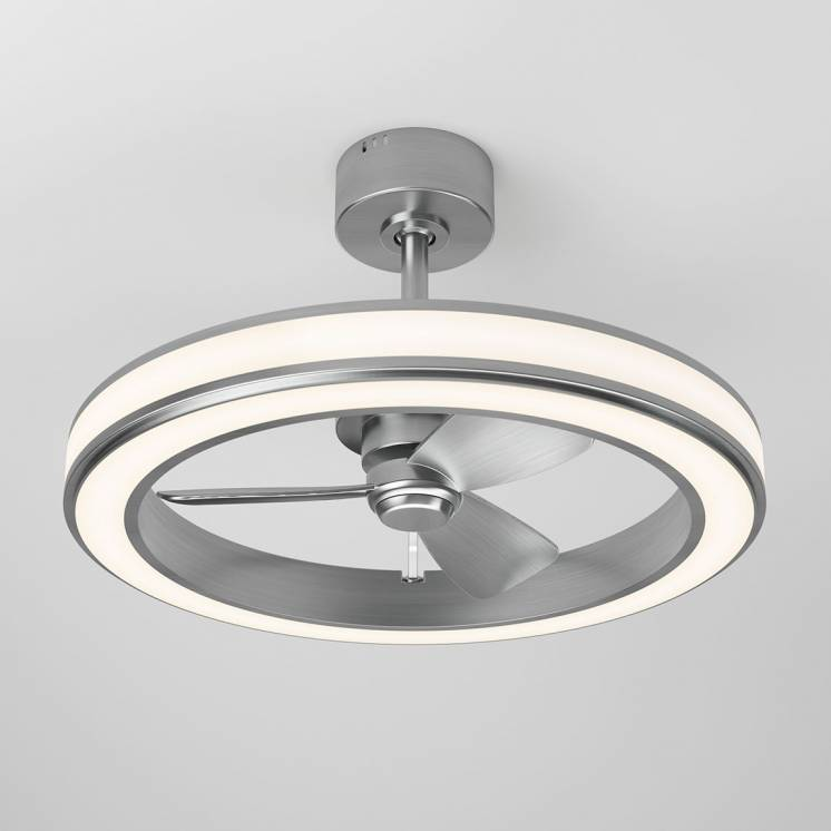 Edwin Integrated LED Fan - Remote Included