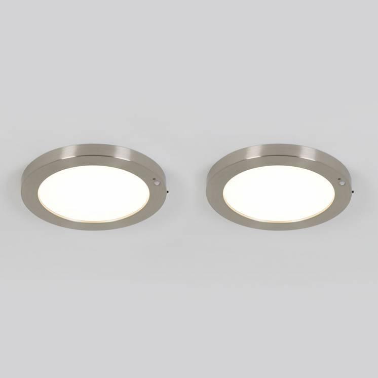 Lumo Integrated LED Flush Mount Closet Lights