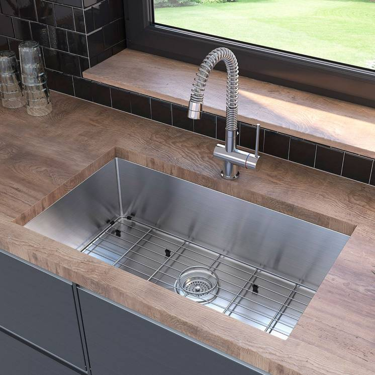 Uno Stainless Steel Single Bowl Sink