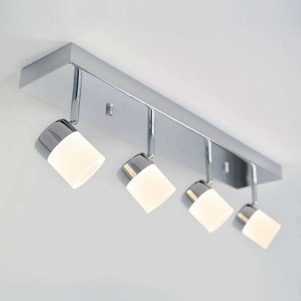 Bahia 4-light Integrated LED Track Light