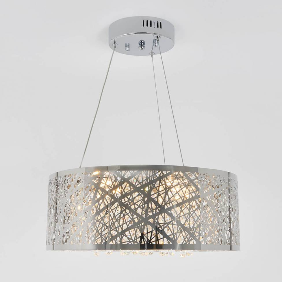 Crystal Nest Integrated LED Pendant