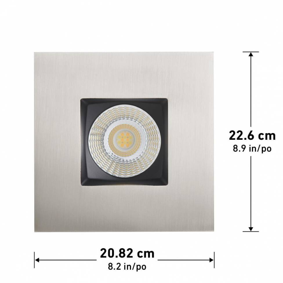 Edge Square Recessed Light