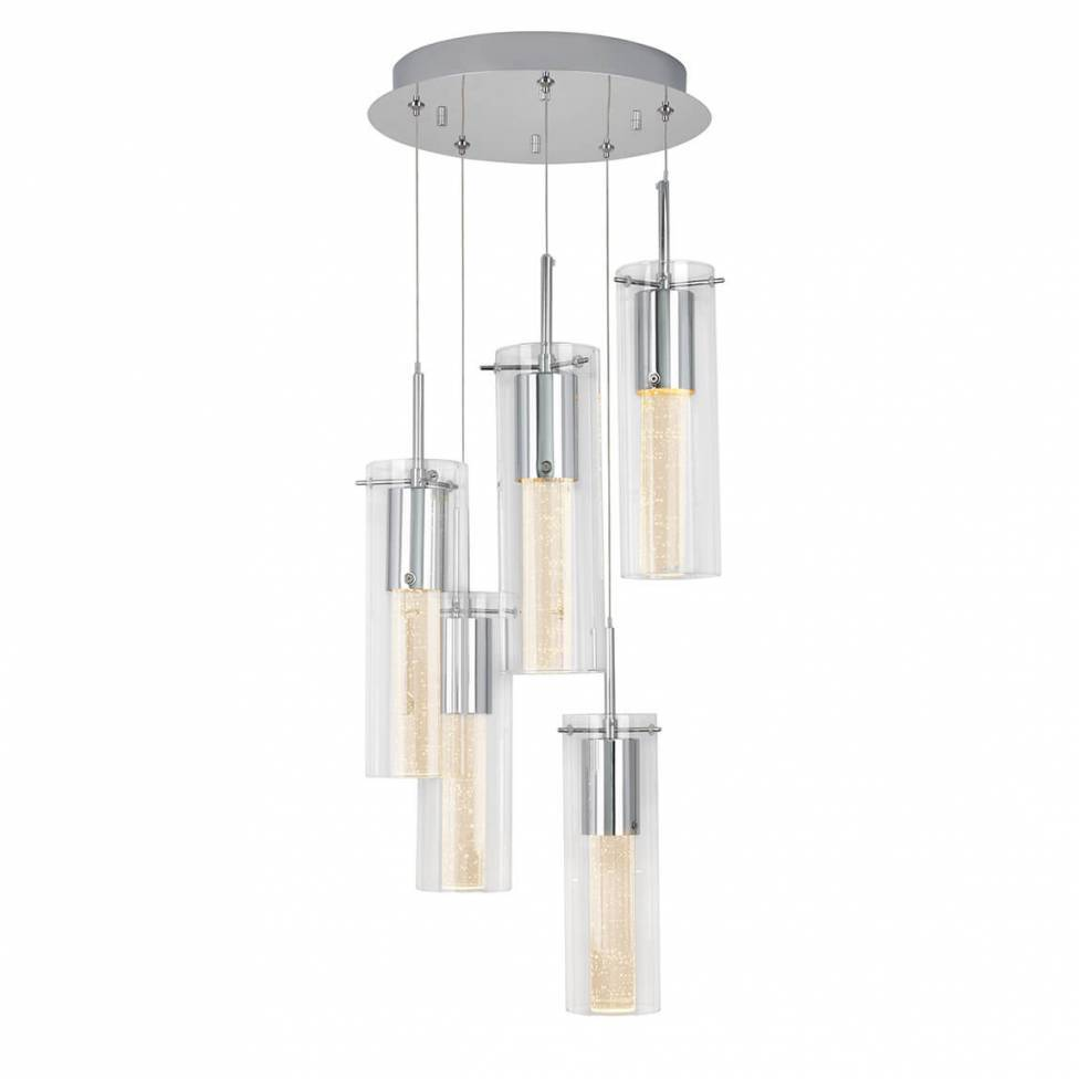 Essence 5-light Integrated LED Pendant