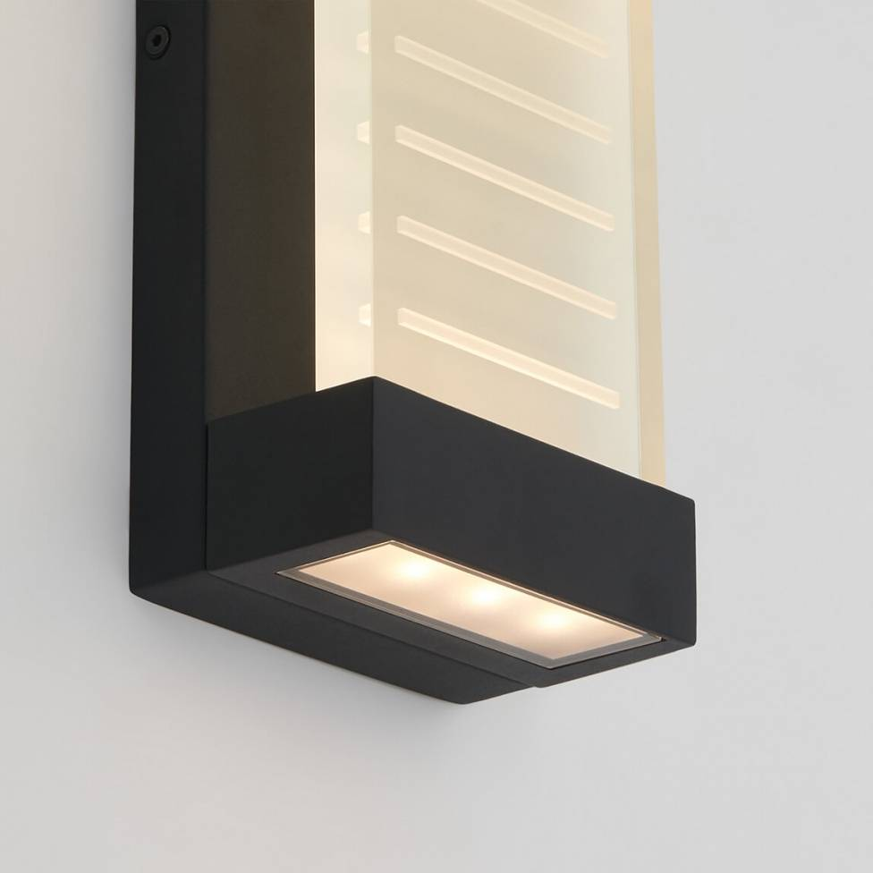 Mizzler Integrated LED Outdoor Light