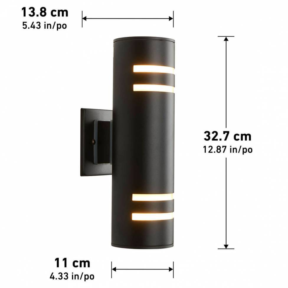 V3 Outdoor Wall Light