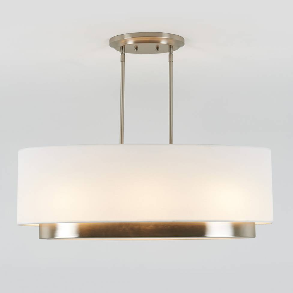 Andalee Oval Chandelier