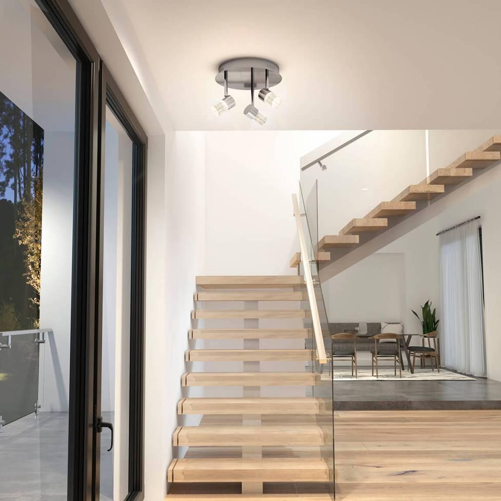 Essence Flare 3-light Integrated LED Track Light