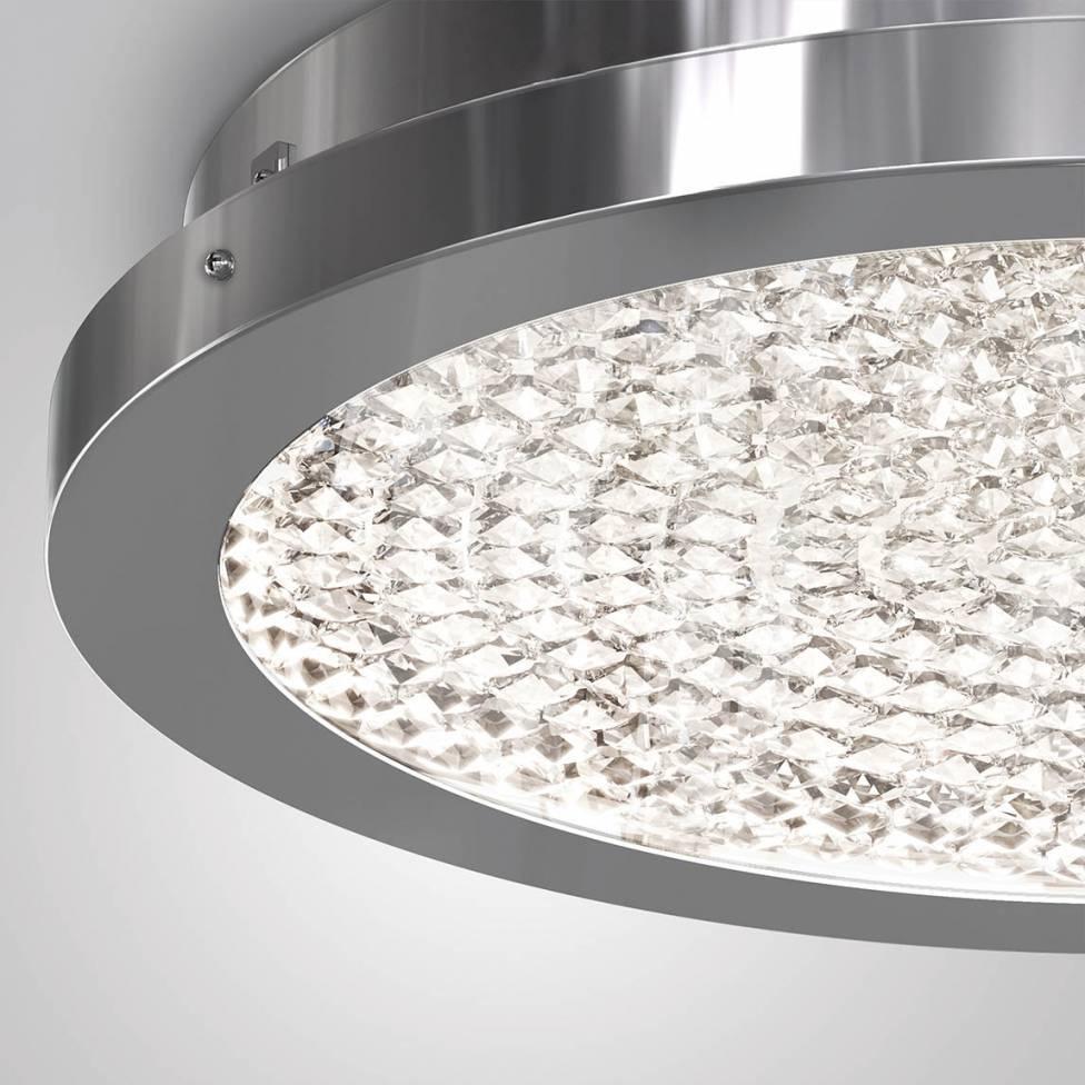 Artika Glitter Led Ceiling Light