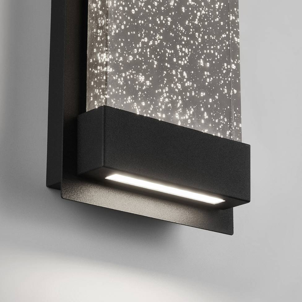 Essence Glow Box Integrated LED Outdoor Light