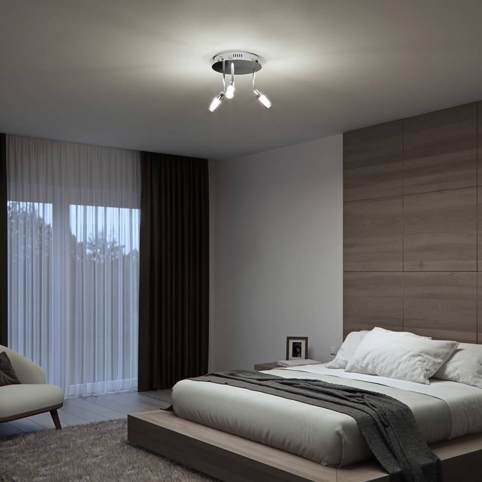 Matrix Sky LED Ceiling Light