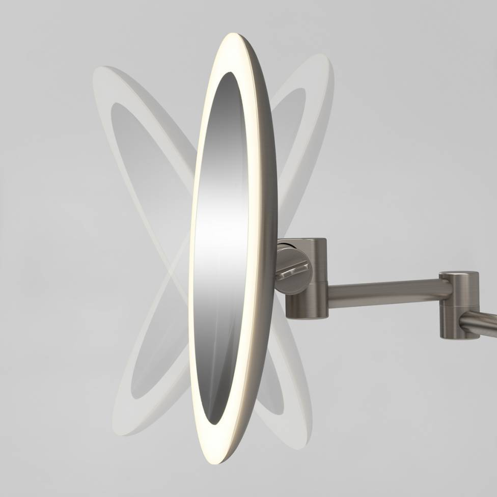 Radia Cordless LED Cosmetic Mirror