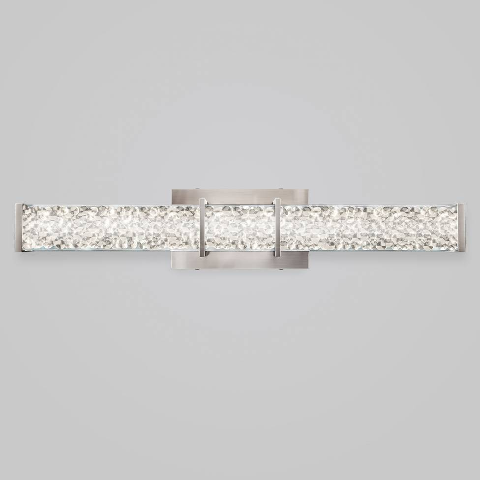 Riviera Integrated LED Vanity Light Brushed Nickel