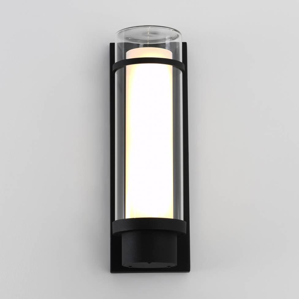 Vela Integrated LED Outdoor Wall Light