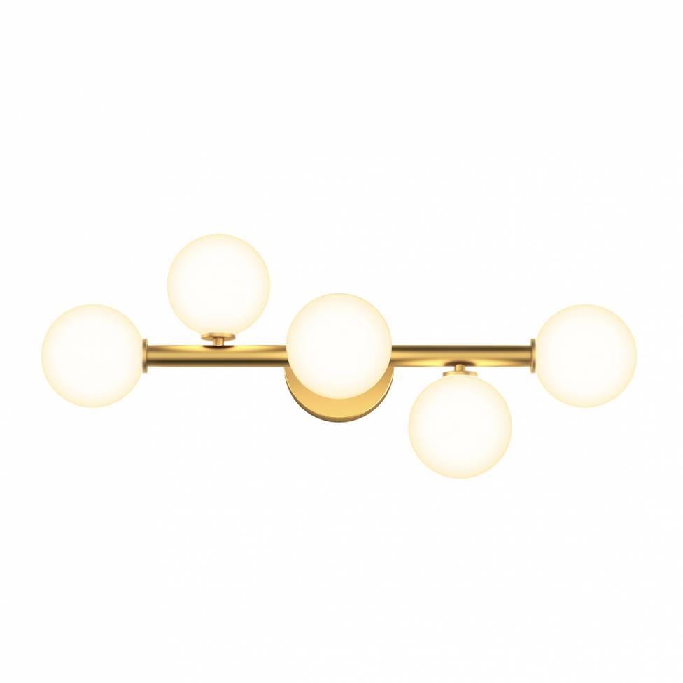 Bloom Integrated LED Vanity Light Gold