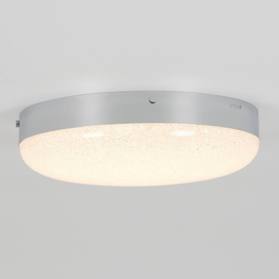 Glitzer LED Integrated Flush mount