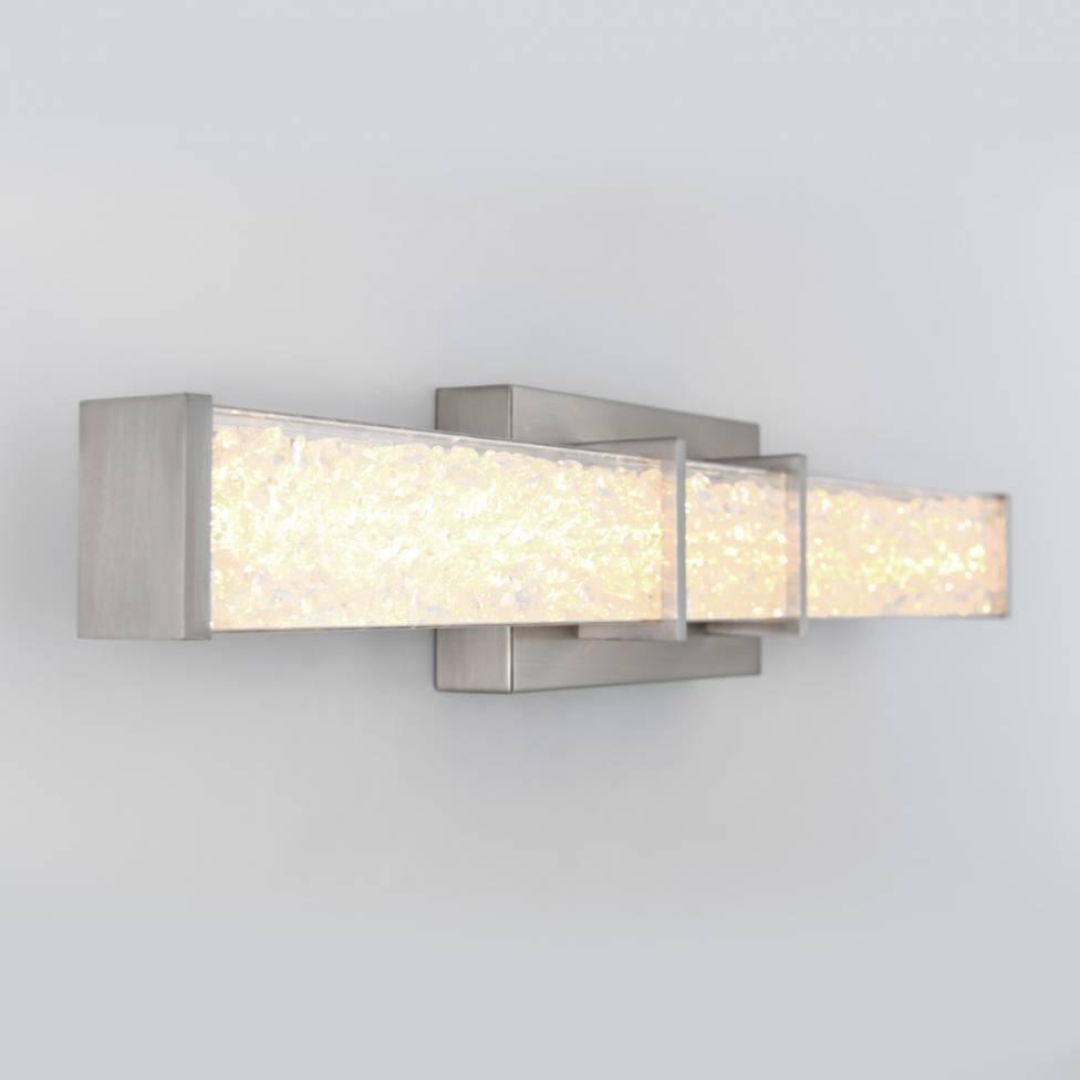 Riviera Integrated LED Vanity Light Brushed Nickel