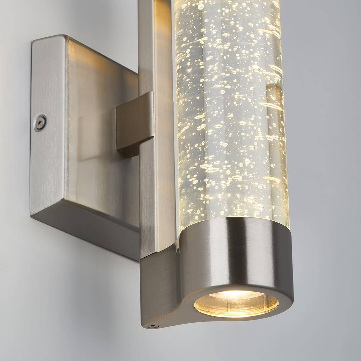 Bubble Element Stainless Steel Integrated LED Outdoor Light