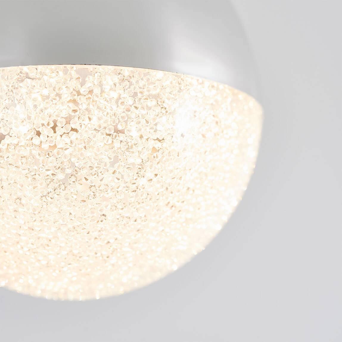 Glitzer 1-light Integrated LED Pendant