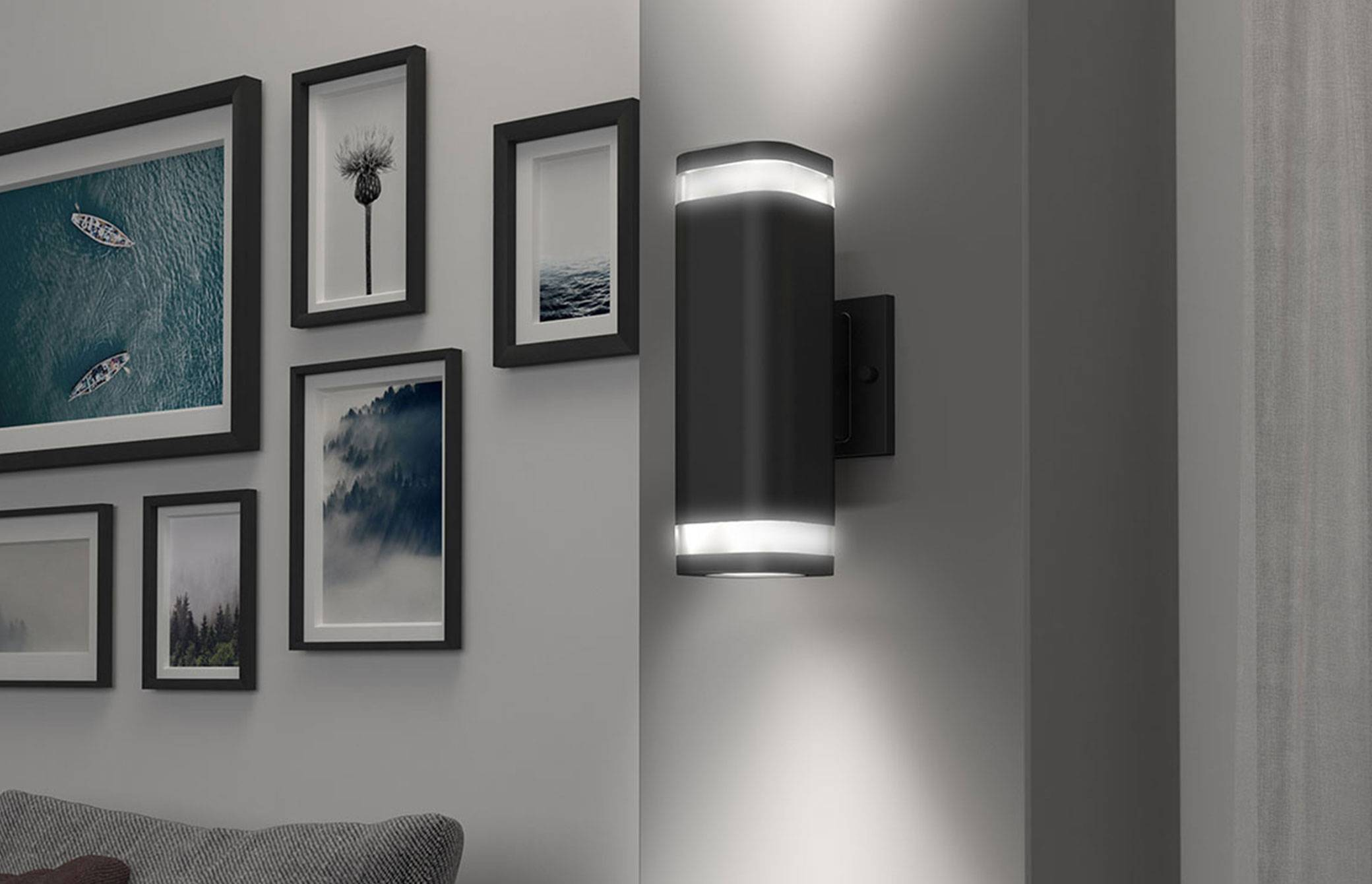 Close up of Artika smart lighting - Stark OUT-STW-C
