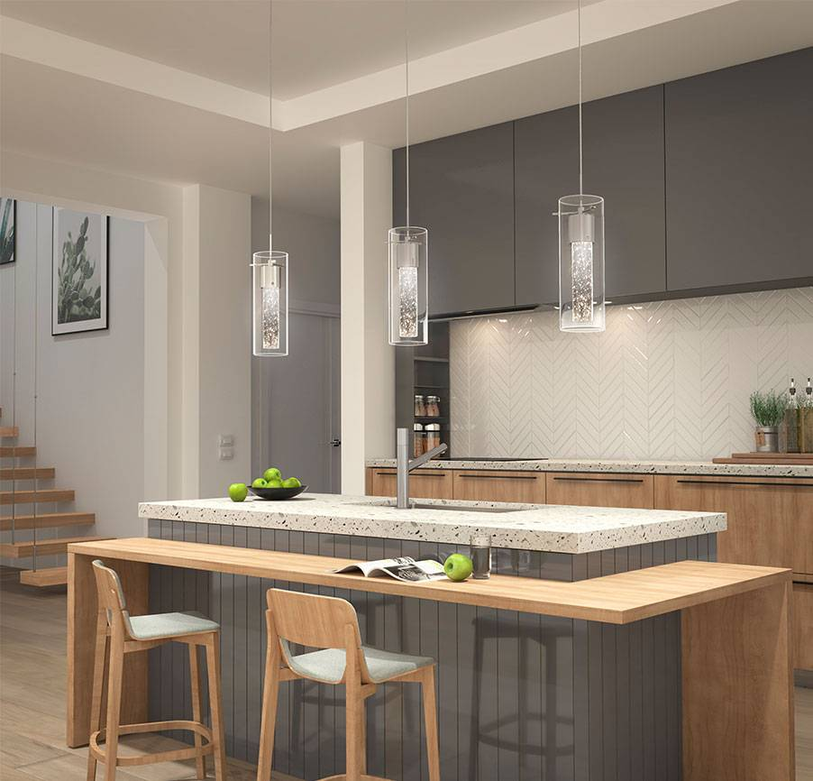 Artika How To Choose The Right Kitchen Island Lights