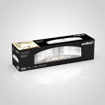 Crystal Nest Integrated LED Vanity Light
