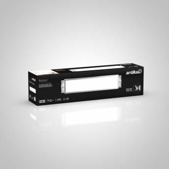 Reflection Flat Panel LED Vanity Light